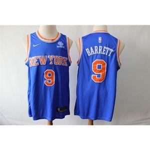 New York Knicks RJ Barrett Jersey